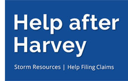 Help after Harvey