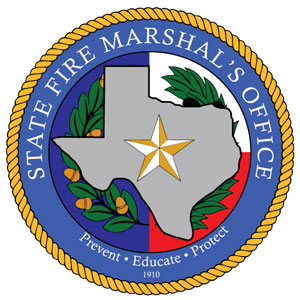 State Fire Marshal's Office Seal