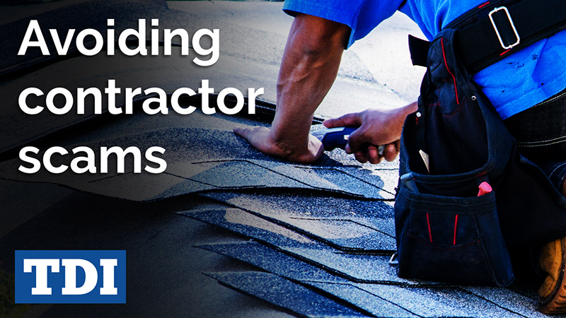 Video: How to find a good contractor after a storm