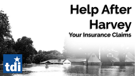 Help after a storm: your insurance claims